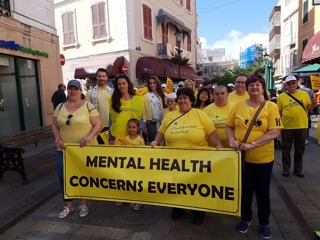 Mental Health Week Image