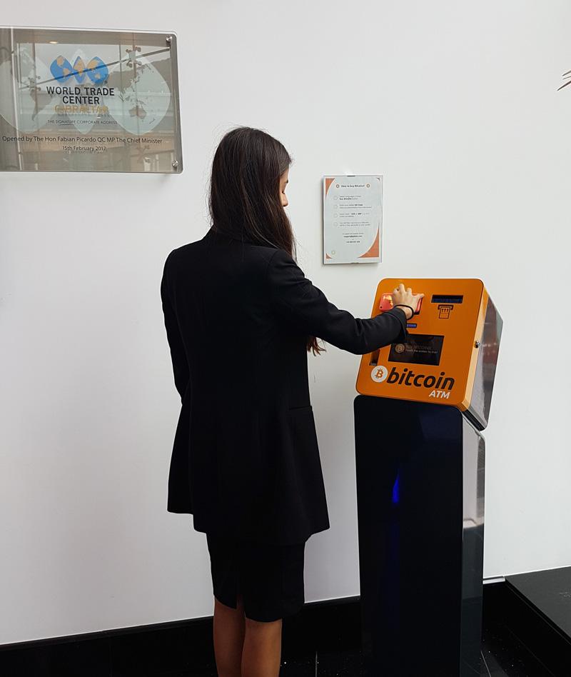 Bitcoin/WTC Image