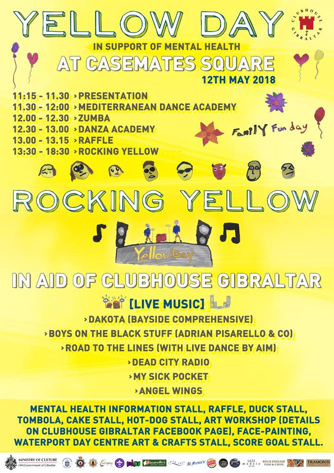 Yellow Day Poster Image