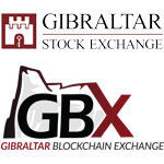 Gibraltar Blockchain Exchange Logo