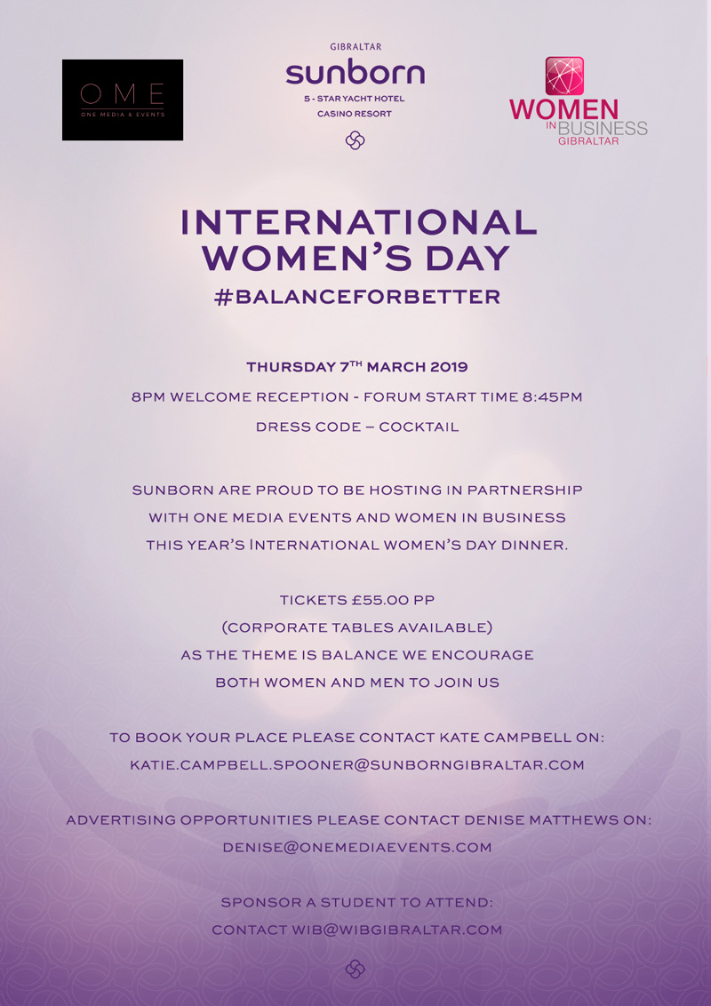 International Women´s Day Image