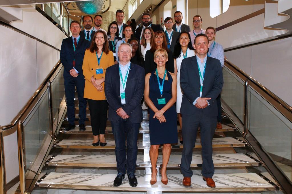 KPMG eGaming team 2019