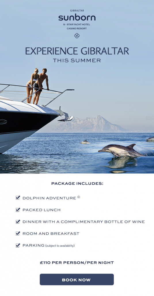 Summer Dolphin Experience Package Image