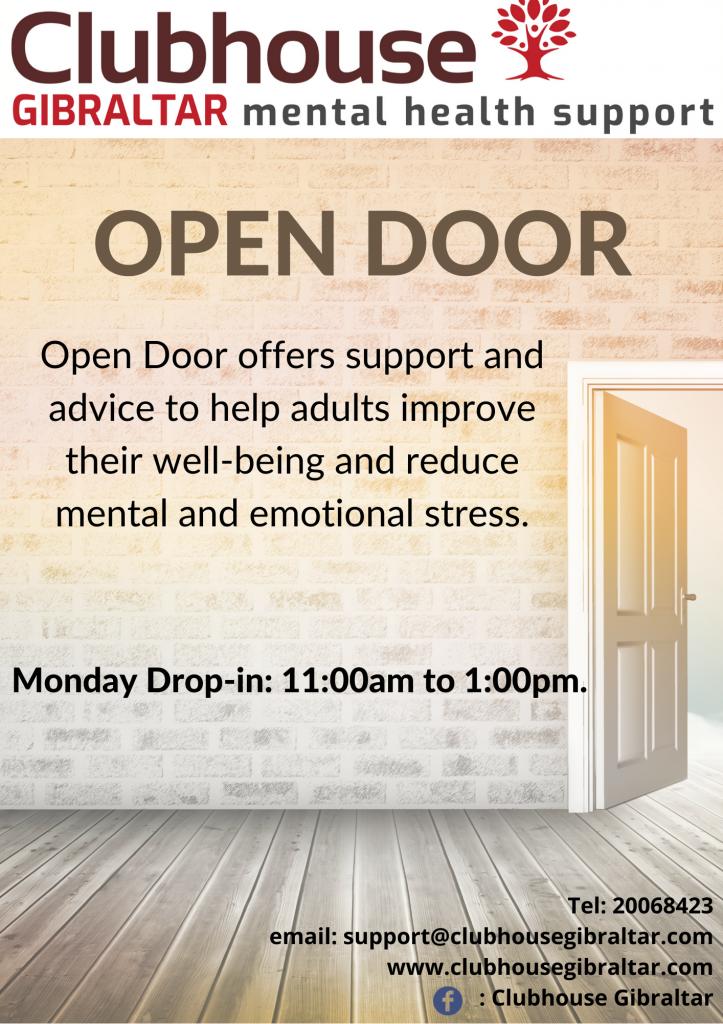 Open Door - Mon Service