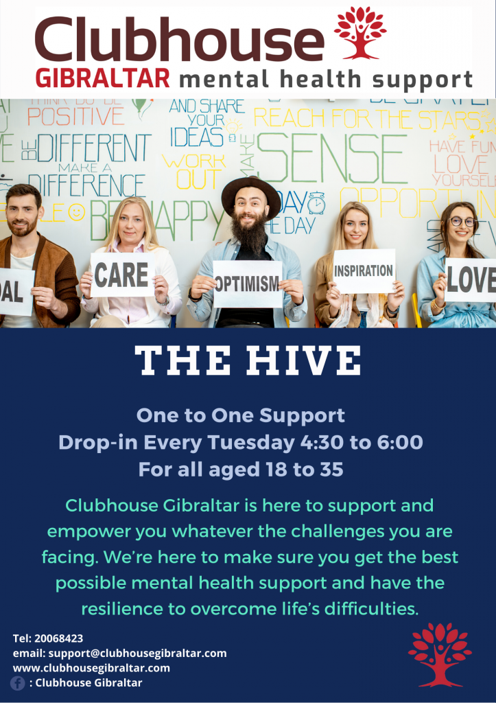 The Hive Drop In Service