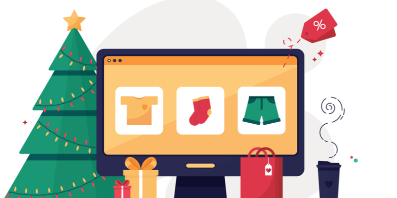 3 ideas for your e-tail store's content marketing this December ❯