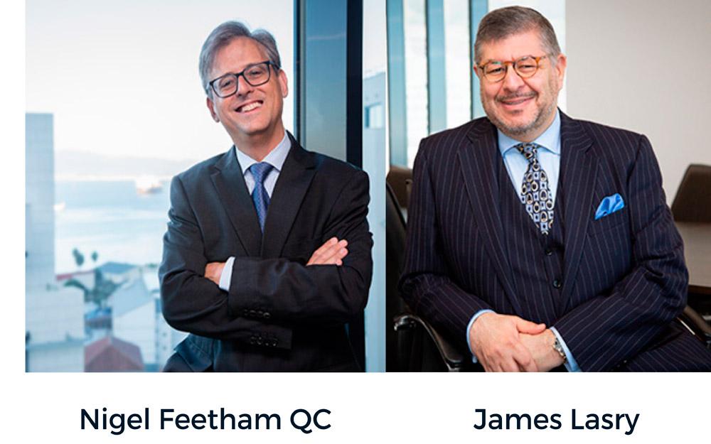 Nigel & James Image