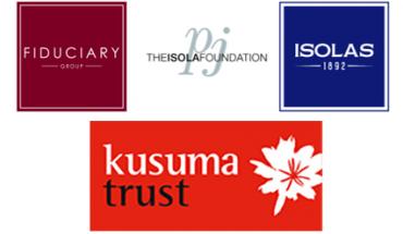PJI and Kusuma  Trust Logos